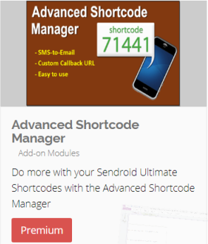 Advanced Shortcode Add-on