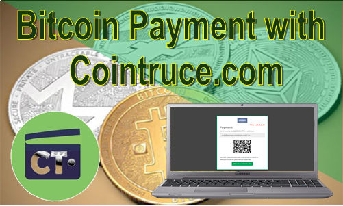 Bitcoin Payment Gateway by Cointruce.com