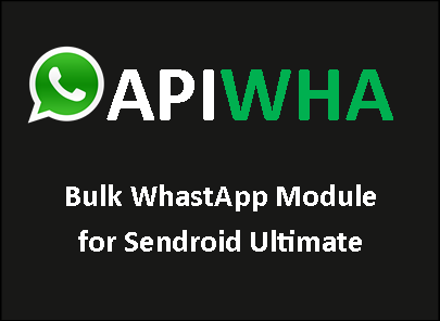 APIWHA WhatsApp Module